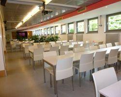 Aménagement salle de restaurant - Luxembourg