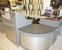 Comptoir magasin - Terville
