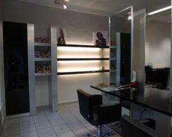 Aménagement salon de coiffure - Dudelange Luxembourg