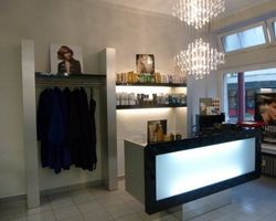 Comptoir salon de coiffure - Dudelange Luxembourg