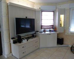 Aménagement meuble TV